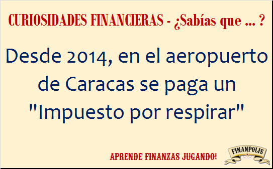 """Desde 2014, en el aeropuerto de Caracas se paga un """"Impuesto por respirar"""""""