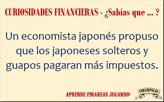 Un economista japonés propuso que los japoneses solteros y guapos pagaran más impuestos.